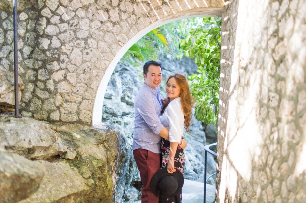 Cuckoo Cloud Concepts Jason Madel Engagement Tropical Santorini Inspired Catmon Cebu Stylist -10