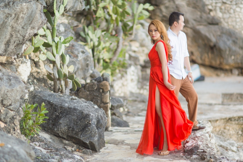 Cuckoo Cloud Concepts Jason Madel Engagement Tropical Santorini Inspired Catmon Cebu Stylist -18