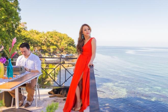 Cuckoo Cloud Concepts Jason Madel Engagement Tropical Santorini Inspired Catmon Cebu Stylist -21