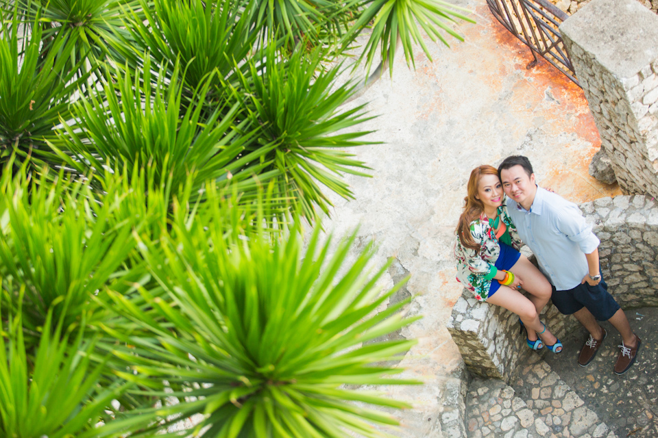 Cuckoo Cloud Concepts Jason Madel Engagement Tropical Santorini Inspired Catmon Cebu Stylist -29