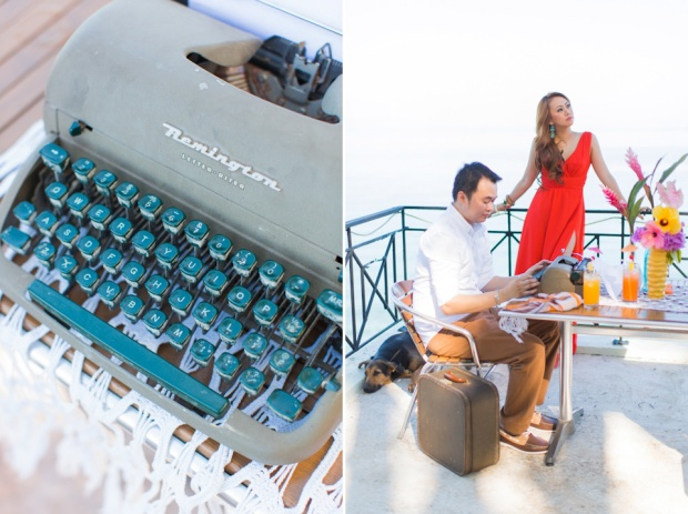 Cuckoo Cloud Concepts Jason Madel Engagement Tropical Santorini Inspired Catmon Cebu Stylist -37