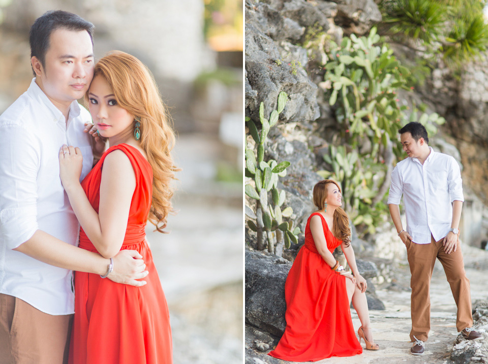 Cuckoo Cloud Concepts Jason Madel Engagement Tropical Santorini Inspired Catmon Cebu Stylist -44