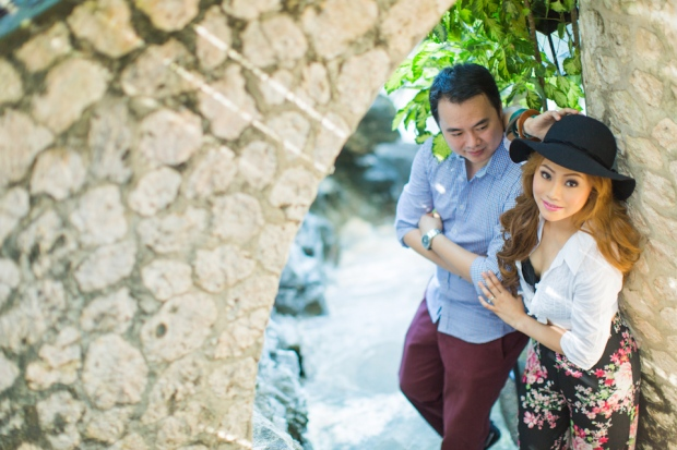 Cuckoo Cloud Concepts Jason Madel Engagement Tropical Santorini Inspired Catmon Cebu Stylist -5