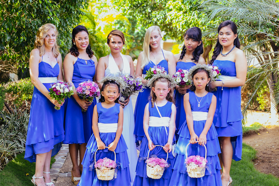 Cuckoo Cloud Concepts Petter Leah Modern Filipiniana Wedding Blue Violet Beach Crimson Resort Cebu Wedding Stylist-10