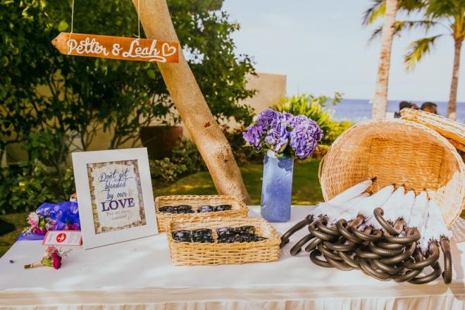 Cuckoo Cloud Concepts Petter Leah Modern Filipiniana Wedding Blue Violet Beach Crimson Resort Cebu Wedding Stylist-12