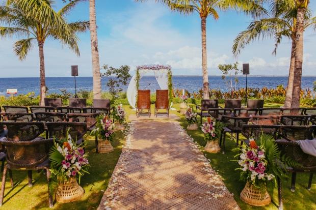 Cuckoo Cloud Concepts Petter Leah Modern Filipiniana Wedding Blue Violet Beach Crimson Resort Cebu Wedding Stylist-14