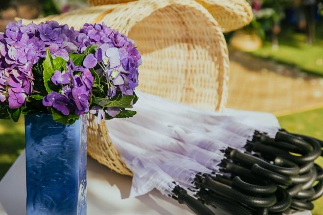 Cuckoo Cloud Concepts Petter Leah Modern Filipiniana Wedding Blue Violet Beach Crimson Resort Cebu Wedding Stylist-19
