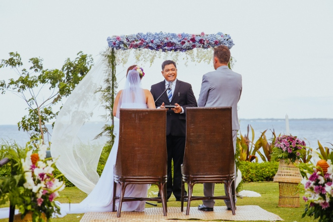 Cuckoo Cloud Concepts Petter Leah Modern Filipiniana Wedding Blue Violet Beach Crimson Resort Cebu Wedding Stylist-25