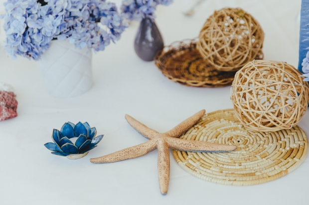 Cuckoo Cloud Concepts Petter Leah Modern Filipiniana Wedding Blue Violet Beach Crimson Resort Cebu Wedding Stylist-33