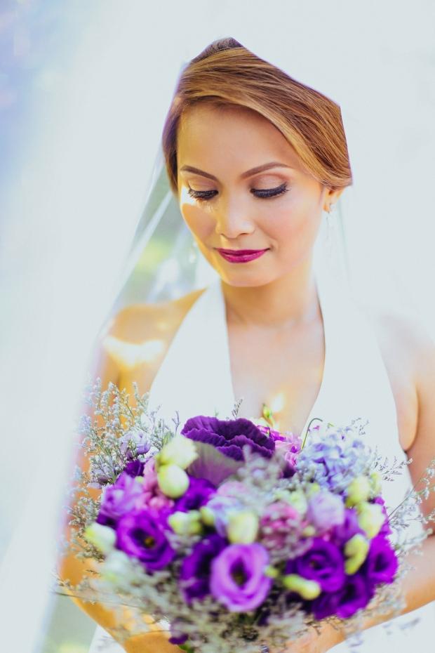 Cuckoo Cloud Concepts Petter Leah Modern Filipiniana Wedding Blue Violet Beach Crimson Resort Cebu Wedding Stylist-47