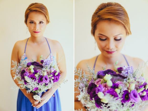 Cuckoo Cloud Concepts Petter Leah Modern Filipiniana Wedding Blue Violet Beach Crimson Resort Cebu Wedding Stylist-52