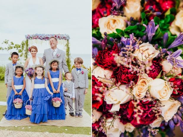 Cuckoo Cloud Concepts Petter Leah Modern Filipiniana Wedding Blue Violet Beach Crimson Resort Cebu Wedding Stylist-54
