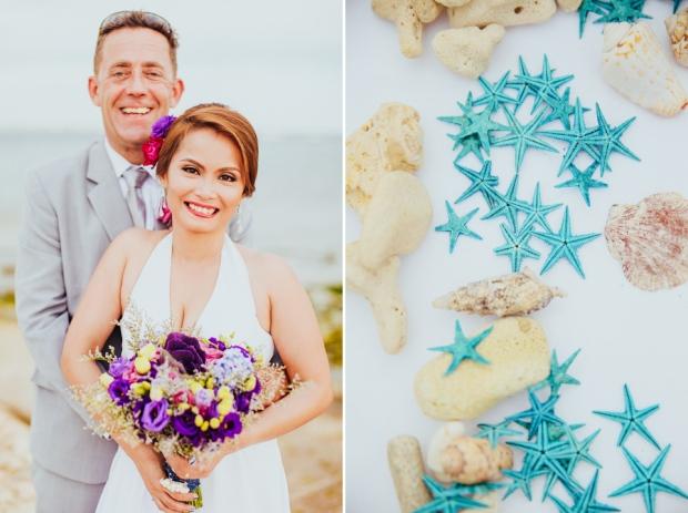 Cuckoo Cloud Concepts Petter Leah Modern Filipiniana Wedding Blue Violet Beach Crimson Resort Cebu Wedding Stylist-60