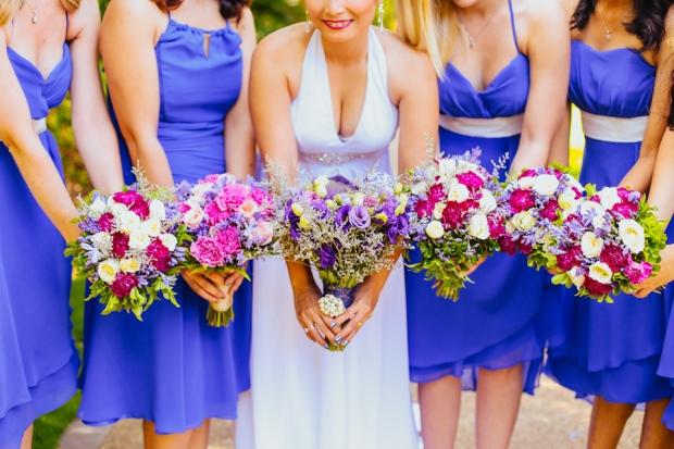Cuckoo Cloud Concepts Petter Leah Modern Filipiniana Wedding Blue Violet Beach Crimson Resort Cebu Wedding Stylist-9