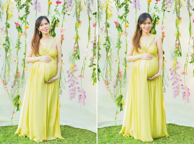 Cuckoo Cloud Concepts Ivy Maternity Session Beach Florals Shangrila-25