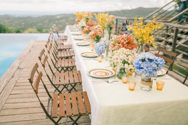 Cuckoo Cloud Concepts Jayson and Charm Secret Wedding Rancho Cancio Cebu Wedding Stylist Bohemian Elegance Event Styling Lush Bouquet Intimate -13