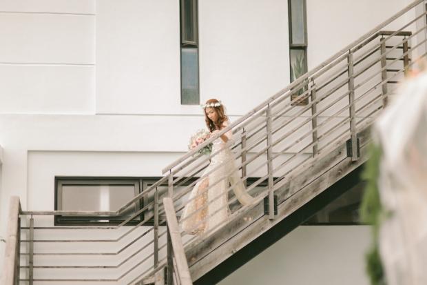 Cuckoo Cloud Concepts Jayson and Charm Secret Wedding Rancho Cancio Cebu Wedding Stylist Bohemian Elegance Event Styling Lush Bouquet Intimate -14
