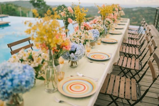 Cuckoo Cloud Concepts Jayson and Charm Secret Wedding Rancho Cancio Cebu Wedding Stylist Bohemian Elegance Event Styling Lush Bouquet Intimate -15