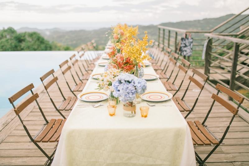 Cuckoo Cloud Concepts Jayson and Charm Secret Wedding Rancho Cancio Cebu Wedding Stylist Bohemian Elegance Event Styling Lush Bouquet Intimate -19
