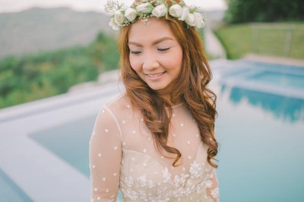 Cuckoo Cloud Concepts Jayson and Charm Secret Wedding Rancho Cancio Cebu Wedding Stylist Bohemian Elegance Event Styling Lush Bouquet Intimate -22