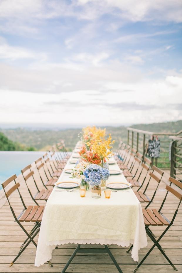 Cuckoo Cloud Concepts Jayson and Charm Secret Wedding Rancho Cancio Cebu Wedding Stylist Bohemian Elegance Event Styling Lush Bouquet Intimate -30