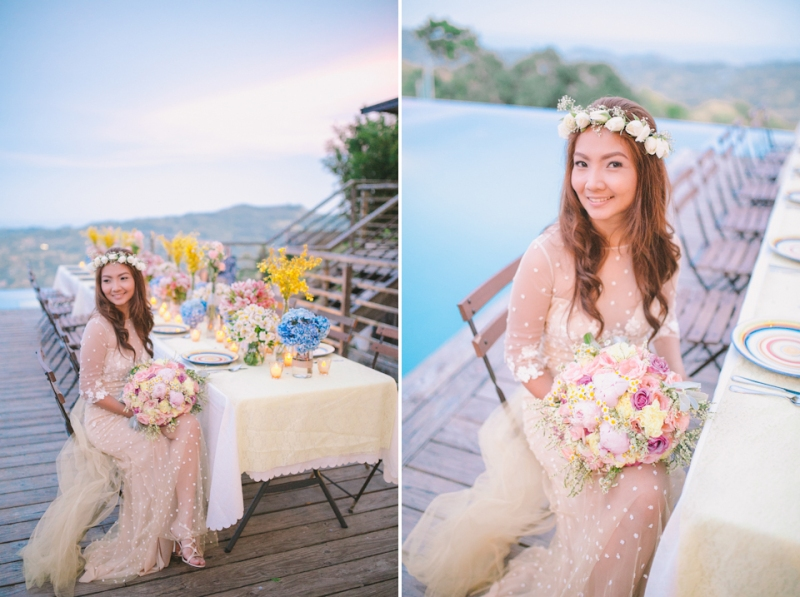 Cuckoo Cloud Concepts Jayson and Charm Secret Wedding Rancho Cancio Cebu Wedding Stylist Bohemian Elegance Event Styling Lush Bouquet Intimate -36