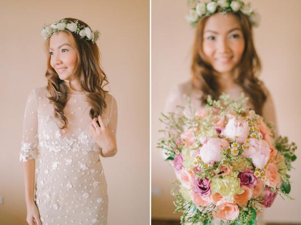 Cuckoo Cloud Concepts Jayson and Charm Secret Wedding Rancho Cancio Cebu Wedding Stylist Bohemian Elegance Event Styling Lush Bouquet Intimate -39
