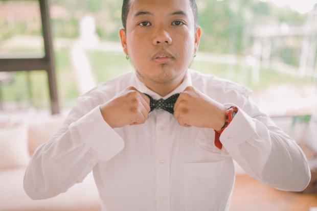 Cuckoo Cloud Concepts Jayson and Charm Secret Wedding Rancho Cancio Cebu Wedding Stylist Bohemian Elegance Event Styling Lush Bouquet Intimate -6