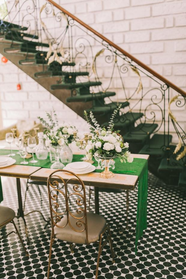 Cuckoo Cloud Concepts Bride and Breakfast Editorial Lavished Marlon Capuyan Regal Emerald Green Montebello Ronald Enrico-1