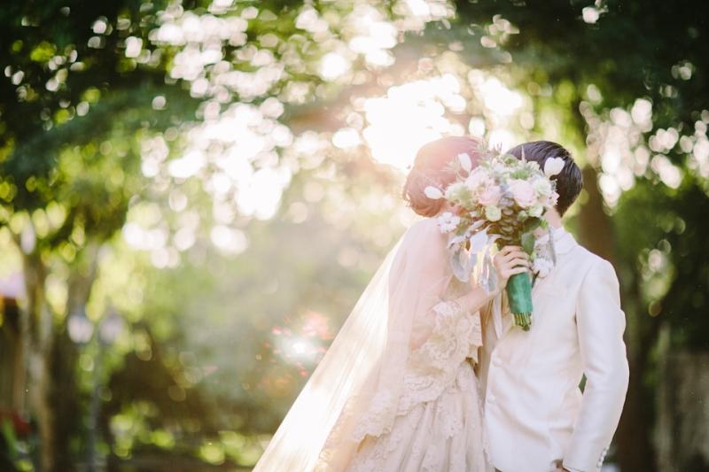 Cuckoo Cloud Concepts Bride and Breakfast Editorial Lavished Marlon Capuyan Regal Emerald Green Montebello Ronald Enrico-16