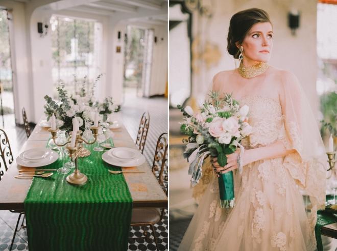 Cuckoo Cloud Concepts Bride and Breakfast Editorial Lavished Marlon Capuyan Regal Emerald Green Montebello Ronald Enrico-27