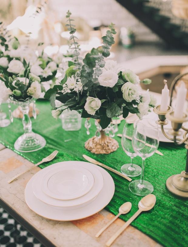 Cuckoo Cloud Concepts Bride and Breakfast Editorial Lavished Marlon Capuyan Regal Emerald Green Montebello Ronald Enrico-4