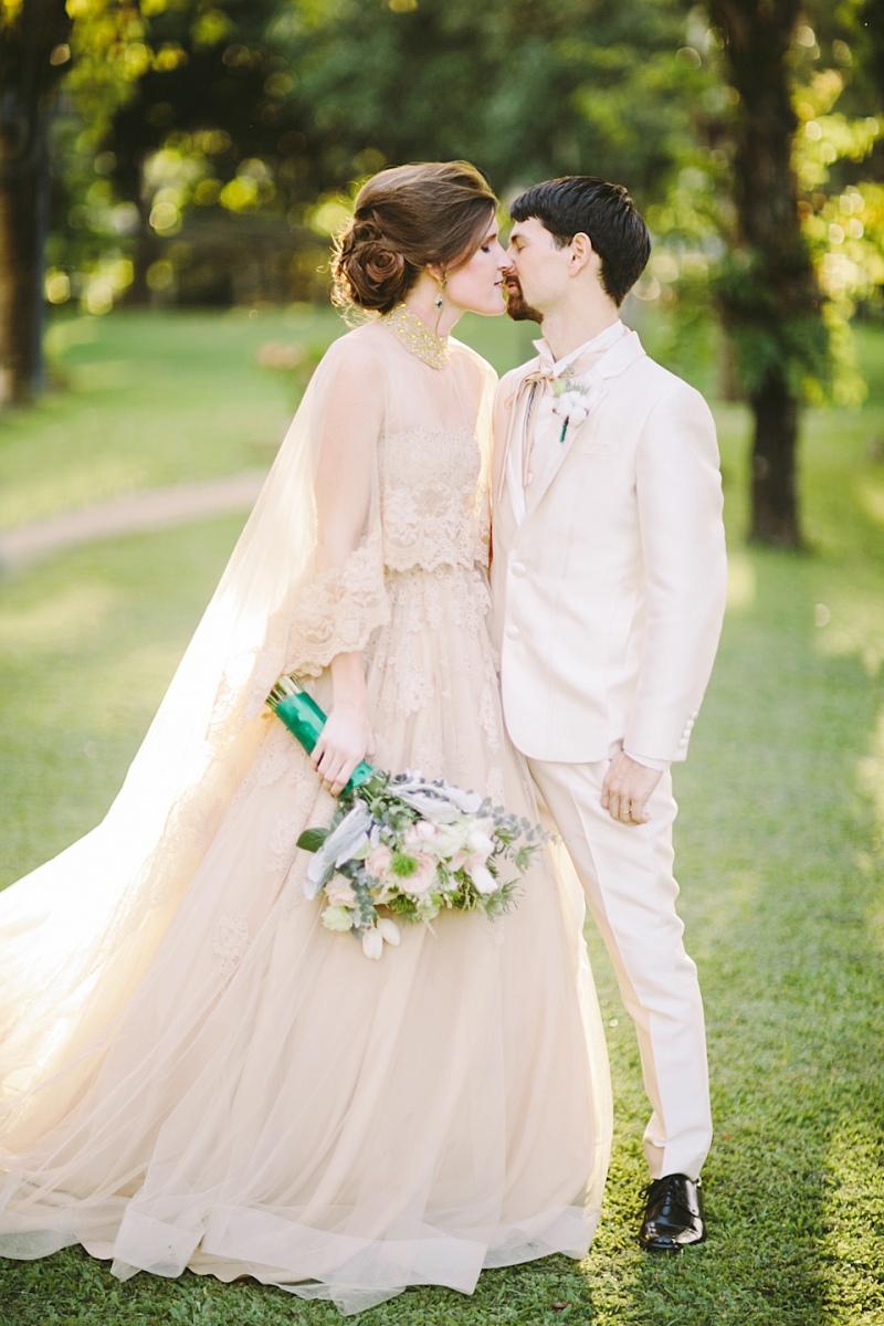 Cuckoo Cloud Concepts Bride and Breakfast Editorial Lavished Marlon Capuyan Regal Emerald Green Montebello Ronald Enrico-9