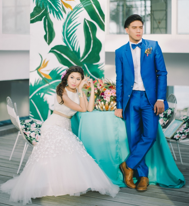 Cuckoo Cloud Concepts Forever and a Day 2015 FAAD Cebu Event Stylist Set Love in the Tropics Tropical Wedding Editorial-44
