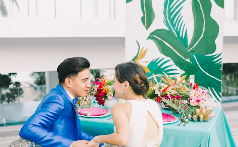 Love in the Tropics: A Forever and a DayEditorial