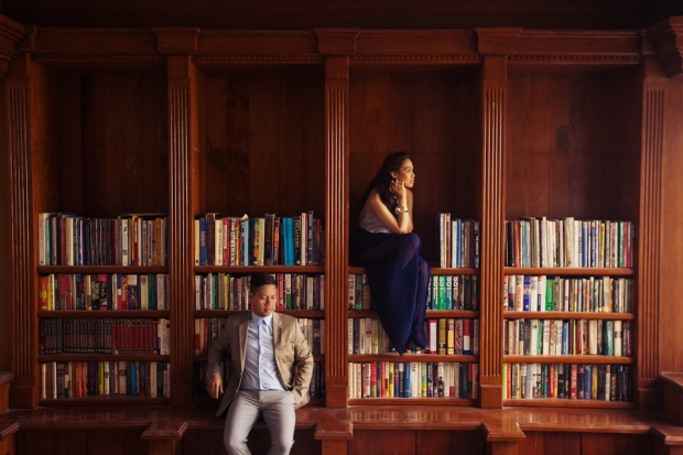 Cuckoo Cloud Concepts Jay and Danica City Engagement Session Old Cebu New Cebu Temple of Leah Rizal Library Tops Engagement Session RPS Cebu Wedding Stylist -19