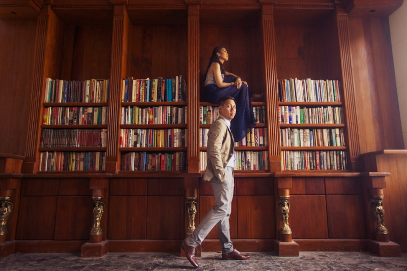 Cuckoo Cloud Concepts Jay and Danica City Engagement Session Old Cebu New Cebu Temple of Leah Rizal Library Tops Engagement Session RPS Cebu Wedding Stylist -21
