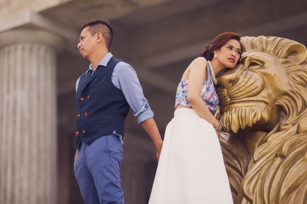 Cuckoo Cloud Concepts Jay and Danica City Engagement Session Old Cebu New Cebu Temple of Leah Rizal Library Tops Engagement Session RPS Cebu Wedding Stylist -26