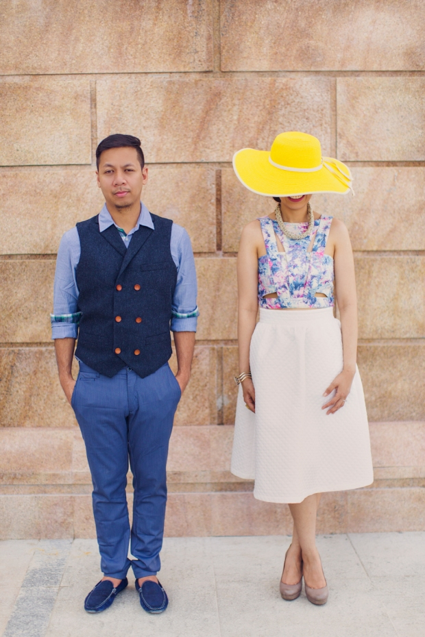 Cuckoo Cloud Concepts Jay and Danica City Engagement Session Old Cebu New Cebu Temple of Leah Rizal Library Tops Engagement Session RPS Cebu Wedding Stylist -3