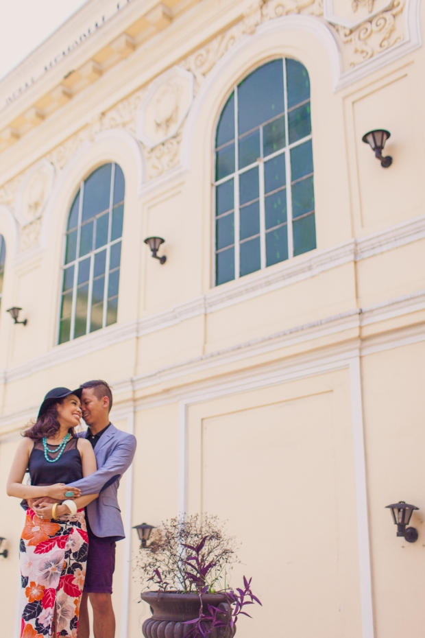 Cuckoo Cloud Concepts Jay and Danica City Engagement Session Old Cebu New Cebu Temple of Leah Rizal Library Tops Engagement Session RPS Cebu Wedding Stylist -37