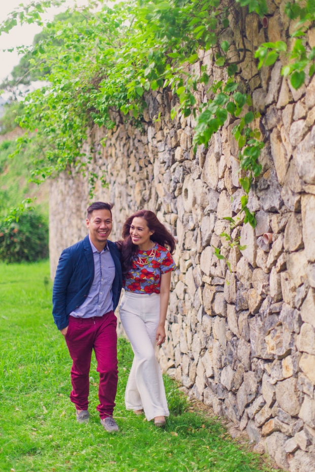 Cuckoo Cloud Concepts Jay and Danica City Engagement Session Old Cebu New Cebu Temple of Leah Rizal Library Tops Engagement Session RPS Cebu Wedding Stylist -4