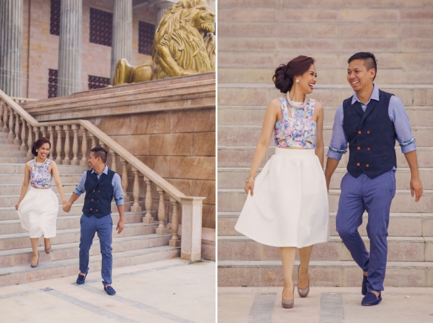 Cuckoo Cloud Concepts Jay and Danica City Engagement Session Old Cebu New Cebu Temple of Leah Rizal Library Tops Engagement Session RPS Cebu Wedding Stylist -43