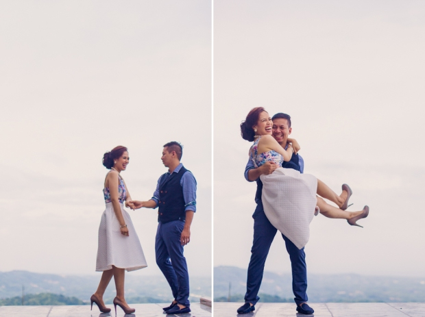 Cuckoo Cloud Concepts Jay and Danica City Engagement Session Old Cebu New Cebu Temple of Leah Rizal Library Tops Engagement Session RPS Cebu Wedding Stylist -49