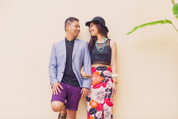 Cuckoo Cloud Concepts Jay and Danica City Engagement Session Old Cebu New Cebu Temple of Leah Rizal Library Tops Engagement Session RPS Cebu Wedding Stylist -9