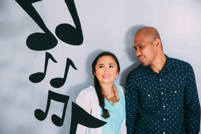 Cuckoo Cloud Concepts Terence Kimy Engagement Session Books Music Ukele Mountain Cebu Wedding Stylist -10