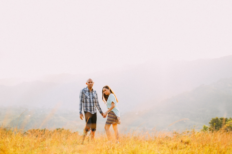 Cuckoo Cloud Concepts Terence Kimy Engagement Session Books Music Ukele Mountain Cebu Wedding Stylist -16