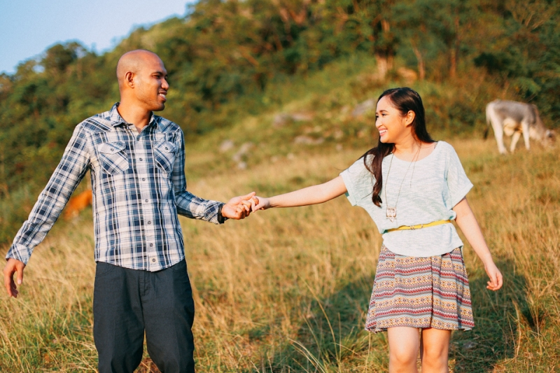 Cuckoo Cloud Concepts Terence Kimy Engagement Session Books Music Ukele Mountain Cebu Wedding Stylist -22