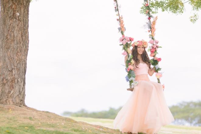 Cuckoo Cloud Concepts Alexis Mendoza Debut Photoshoot Whimsical Fairytale Princess and the Pea Pod Flowers Cebu Stylist -10