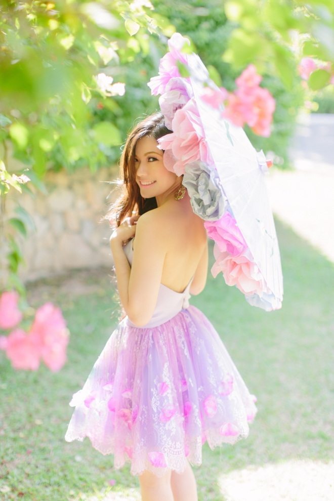 Cuckoo Cloud Concepts Alexis Mendoza Debut Photoshoot Whimsical Fairytale Princess and the Pea Pod Flowers Cebu Stylist -2