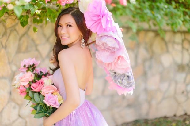 Cuckoo Cloud Concepts Alexis Mendoza Debut Photoshoot Whimsical Fairytale Princess and the Pea Pod Flowers Cebu Stylist -22